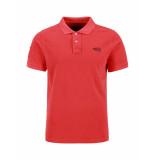 Tenson Polo zane red rood