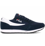 Fila Orbit jogger n low blauw