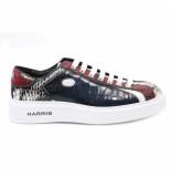 Harris 0818 sneakers blauw