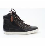 Paul Green 4675 sneakers zwart