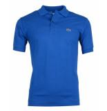 Lacoste Polo l11/s5m blauw