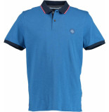 Chris Cayne Chc29s347.0000/2373 polo shirt met blauw