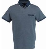 Chris Cayne Chc29s377.3123/2004 polo shirt met blauw
