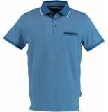 Chris Cayne Chc29s377.3123/2206 polo shirt met blauw
