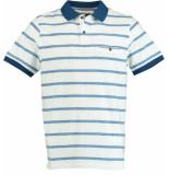 Chris Cayne Chc29s378.3110/1001 polo shirt met wit