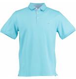 Portofino 9152prtf14.5/4 poloshirts met korte mouwen 95% katoen / 5% spandex turquoise