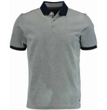 Born with Appetite Appetite tyler polo fine oxford pique 19108ty31/290 blauw