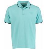 Basefield Polo shirt 219014297/602 blauw