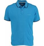 Basefield Polo shirt 219014297/605 blauw