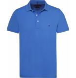 Tommy Hilfiger Tommy slim polo mw0mw08819/434 - blauw