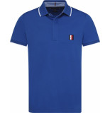 Tommy Hilfiger Sophisticated jersey mw0mw10773/439 poloshirt blauw