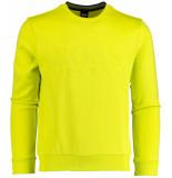 Hugo Boss Salbo sweater 50399391/732 trui geel