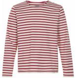 Anerkjendt Gestreepte sweater 9219702/2008 trui rood