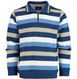 Chris Cayne Chc29s315.3109/9262 trui 60% blauw