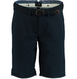 Vanguard Short stretch twill vsh194102/5287 bermuda blauw
