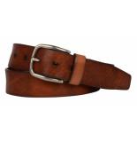 Job Belts 389-1/ riem 100% cognac
