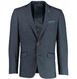 Born with Appetite Appetite granite jacket modern fit 191037gr35/240 blue blauw