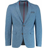 Born with Appetite Appetite goes 2.0 jacket slim fit 191038go56/240 blauw