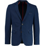 Born with Appetite Appetite gent jacket slim fit 191038ge60/290 navy blauw