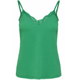Jacqueline de Yong Jdylexi strap top jrs 15174707 simply green groen