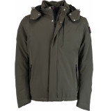 Fortezza Mz5310183/603 winterjas 92% polyester groen
