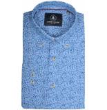 Chris Cayne Overhemd lange mouw chc28f122.1165/2007 - blauw