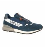 Replay Veterschoenen blauw