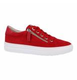 DL Sport Veterschoenen rood