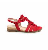 Gabor 2.510 sandalen rood