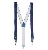 Michaelis 35 mm pindot navy pm1b00002b/p blauw