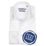 Ledûb Tf 7 0135785/910910 overhemd met wit