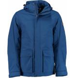 Tenson B5012914os/575 winterjas 100% polyester blauw