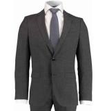 Hugo Boss Novan5/ben2 slim fit kostuum 50393365/001 hugo zwart