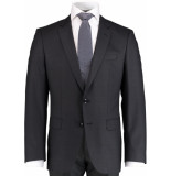 Hugo Boss Huge6/genius5 slim fit kostuum 395189/001 hugo zwart