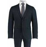 Hugo Boss Reymond/wenten slimfit kostuum 50393628/401 - blauw