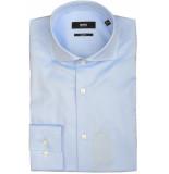 Hugo Boss Jason overhemd 50393508/450 overhemd licht blauw