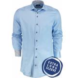 R2 Westbrook Overhemd met extra lange mouw 102.wsp.xls.47/018 - licht blauw