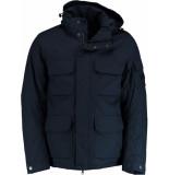 Tenson 5013941/590 winterjas 65% polyester blauw
