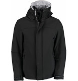 Armani Exchange Winterjas 6zzk07.znkmz/1200 zwart