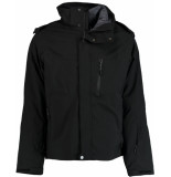 Tenson 5014072/999 winterjas 100% polyester zwart