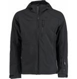 Tenson 5014007/999 zomerjas 92% polyester zwart