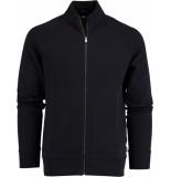 Hugo Boss Shepherd vest 50398336/480 gebreid blauw