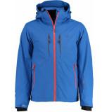 Tenson 5014553/549 winterjas 100% polyester blauw