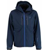 Tenson 5014553/590 winterjas 100% polyester blauw