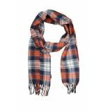Gant Check scarf 9920008/220 oranje