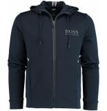 Hugo Boss Saggy vest 50399379/410 gebreid blauw