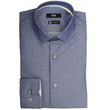 Hugo Boss Jesse overhemd 50404270/412 overhemd blauw