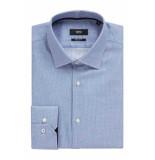 Hugo Boss Gelson overhemd 50404589/420 overhemd denim