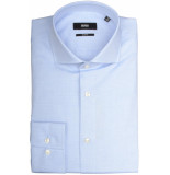 Hugo Boss Jason overhemd 50404598/450 overhemd blauw