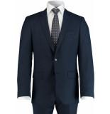 Hugo Boss Huge6/genius5 slim fit kostuum 50405079/475 hugo licht blauw